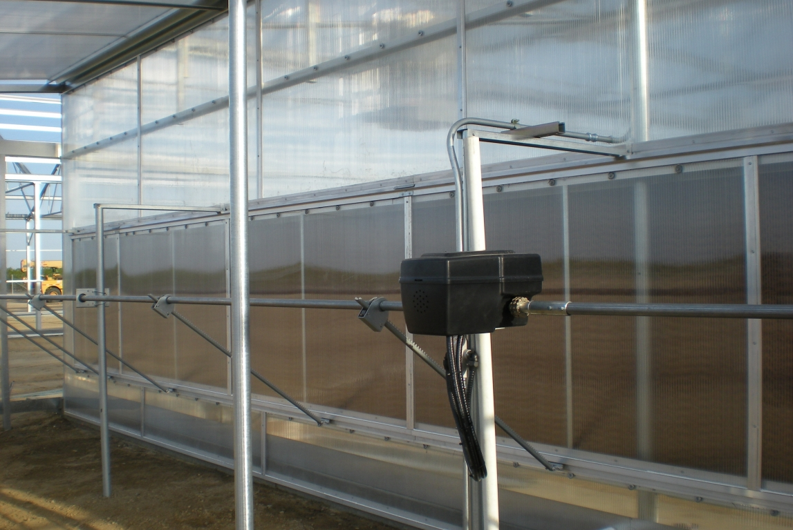 Vents | Commercial Greenhouse Accessories