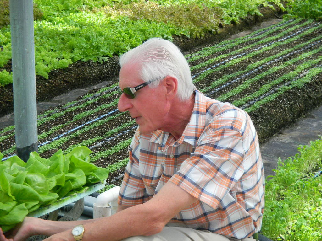 Interview with Hydroponics Pioneer Dr. Howard Resh | Commercial Greerhouse Manufacturer