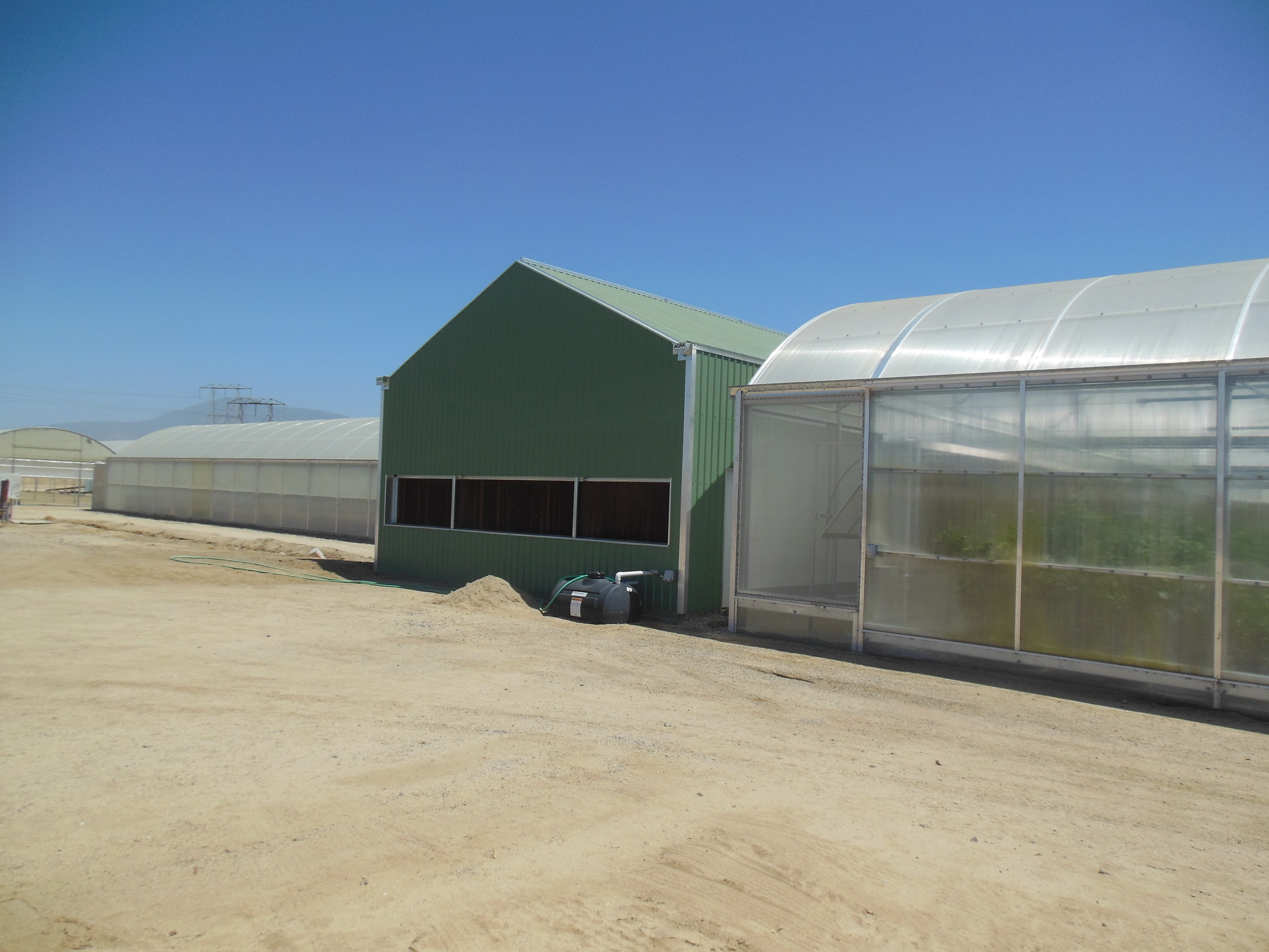 State-of-the-art insect exclusion facility at Willits & Newcomb | Willits & Newcomb | Bakersfield, CA