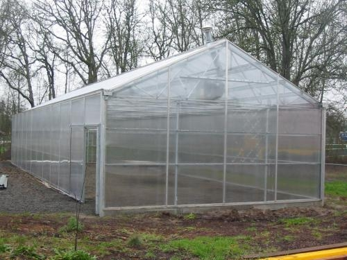 Self-funded horticulture program for Newberg School District | Newberg High School | 714 E 6th St, Newberg, OR