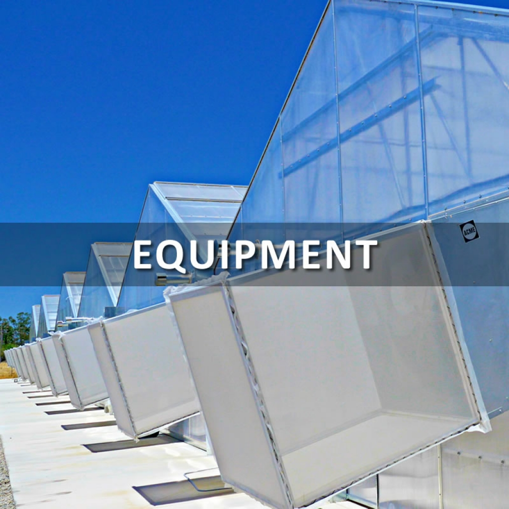 Commercial Greenhouses Equipment | Agra Tech Inc