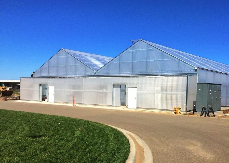 Solar Light 42 greenhouse