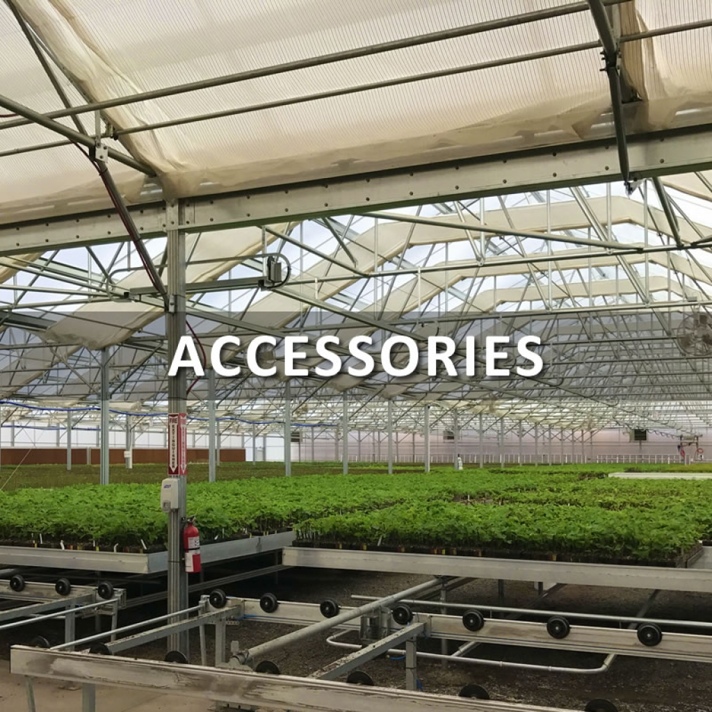 Commercial Greenhouses Accessories | Agra Tech Inc