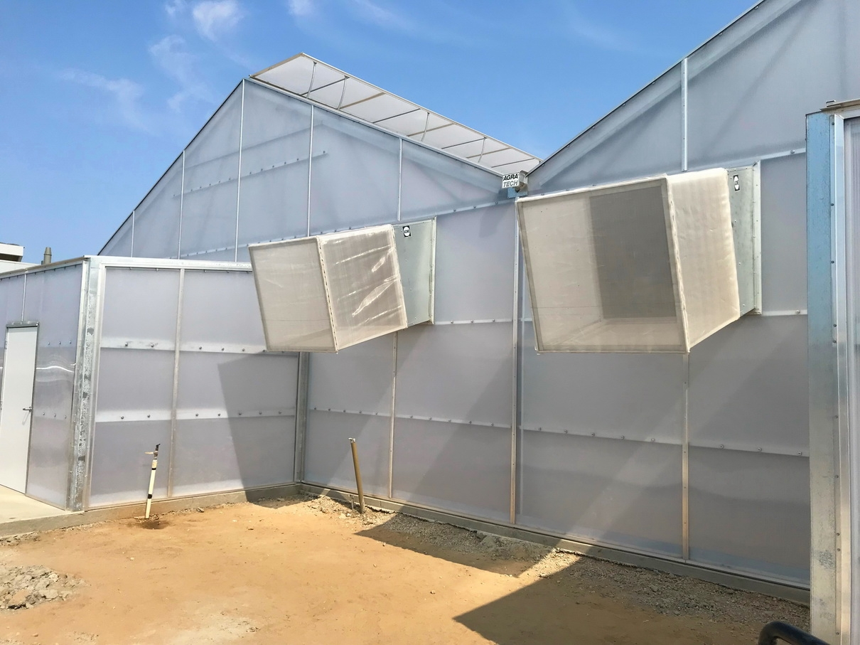 Insect Exclusion is vital for proper research